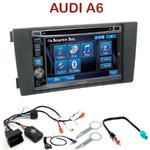 Autoradio 2-DIN Alpine Audi A6 de 05/2001 à 05/2005 - CDE-W296BT, IVE-W560BT, IVE-W585BT OU ICS-X8 AU CHOIX