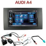 Autoradio 2-DIN Alpine Audi A4 de 01/2002 à 06/2006 - CDE-W296BT, IVE-W560BT, IVE-W585BT OU ICS-X8 AU CHOIX