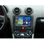 """Autoradio GPS Alpine 8"""" X802D-U ou X800D-U - Audi A3 de 2003 à 2012 - Kit d'intégration KIT-8A3D offert"""