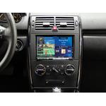 Autoradio GPS Alpine X803D-U ou X800D-U - Mercedes Benz Classe A, Classe B, Vito et Viano - Kit d'intégration KIT-8MBF/KIT-8MBI ou KIT-8MBM offert