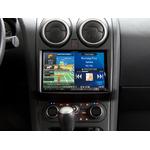 """Autoradio GPS Alpine 8"""" X802D-U ou X800D-U - Nissan Qashqai depuis 2006 - Kit d'intégration KIT-8QQ2 offert"""