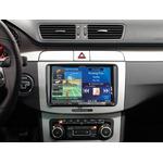 "Autoradio GPS Alpine 8"" X802D-U ou X800D-U - Volkswagen Golf Tiguan Touran Eos Polo Skoda et Seat Leon et Toledo - Kit d'intégration inclu"