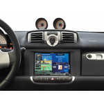 "Autoradio GPS Alpine 8"" X802D-U ou X800D-U - Smart Fortwo depuis 09/2010 - Kit d'intégration KIT-88SMT offert"