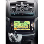 Autoradio GPS Alpine X800D-V pour Mercedes Vito & Viano (W639 / V639) 2006 - 2014