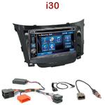 Autoradio 2-DIN Alpine Hyundai i30 depuis 03/2012 - CDE-W296BT, IVE-W560BT, IVE-W585BT OU ICS-X8 AU CHOIX