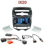 Autoradio 2-DIN Alpine Hyundai IX20 depuis 2010 - CDE-W296BT, IVE-W560BT, IVE-W585BT OU ICS-X8 AU CHOIX