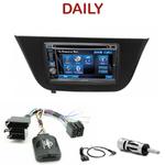 Autoradio 2-DIN Alpine Iveco Daily depuis 2014 - CDE-W296BT, IVE-W560BT, IVE-W585BT OU ICS-X8 AU CHOIX