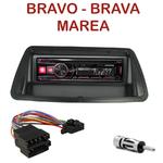 Autoradio Alpine Fiat Bravo, Brava, Marea & Marea WeekEnd - UTE-72BT, UTE-92BT, CDE-173BT, CDE-190R, CDE-193BT ou CDE-195BT au choix