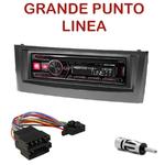 Autoradio Alpine Fiat Grande Punto depuis 2005 et Linea - UTE-72BT, UTE-92BT, CDE-173BT, CDE-190R, CDE-193BT ou CDE-195BT au choix