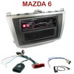 Autoradio Alpine Mazda 6 de 2008 à 2012 - UTE-72BT, UTE-92BT, CDE-173BT, CDE-190R, CDE-193BT ou CDE-195BT au choix