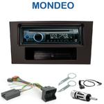 Autoradio Clarion Ford Mondeo de 06/2003 à 2007 - CZ215E, FZ502E ou CZ315E au choix