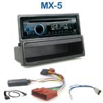 Autoradio Clarion Mazda MX-5 de 2000 à 2005 - CZ215E, FZ502E ou CZ315E au choix