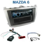 Autoradio Clarion Mazda 6 de 2008 à 2012 avec navigation GPS d'origine - CZ215E, FZ502E ou CZ315E au choix