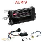 Autoradio Alpine Toyota Auris depuis 2013 - UTE-72BT, UTE-92BT, CDE-173BT, CDE-190R, CDE-193BT ou CDE-195BT au choix