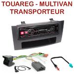 Autoradio Alpine VW T5 Multivan Caravelle Transporter Touareg - UTE-72BT, UTE-92BT, CDE-173BT, CDE-190R, CDE-193BT ou CDE-195BT au choix