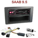 Autoradio Alpine Saab 9-5 depuis 2005 - UTE-72BT, UTE-92BT, CDE-173BT, CDE-190R, CDE-193BT ou CDE-195BT au choix