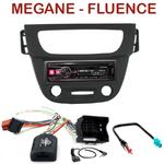Autoradio Alpine Renault Megane 3 et Fluence - UTE-72BT, UTE-92BT, CDE-173BT, CDE-190R, CDE-193BT ou CDE-195BT au choix