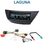 Autoradio Clarion Renault Laguna III depuis 2008 - CZ215E, FZ502E ou CZ315E au choix