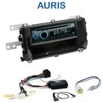 Autoradio Clarion Toyota Auris depuis 2013 - CZ215E, FZ502E ou CZ315E au choix
