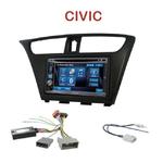 Autoradio 2-DIN Alpine Honda Civic 5 portes depuis 2012 - CDE-W296BT, IVE-W560BT, IVE-W585BT OU ICS-X8 AU CHOIX