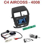 Autoradio 2-DIN Alpine Mitsubishi ASX depuis 2010 Citroën C4 Aircross Peugeot 4008 - CDE-W296BT, IVE-W560BT, IVE-W585BT OU ICS-X8 AU CHOIX