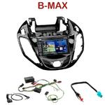 Pack autoradio GPS Ford B-Max depuis 2012 - INE-W990BT, INE-W997D ou ILX-700 au choix