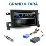 Autoradio Clarion Suzuki Grand Vitara depuis 09/2005 - CZ215E, FZ502E ou CZ315E au choix
