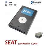 Seat Altea, Altea XL, Leon, Toledo, Exeo - Connecteur 12pin