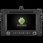 Autoradio GPS Android Mirrorlink Dodge RAM 1500, RAM 2500 et RAM 3500 depuis 2013