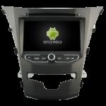 Autoradio Android USB Bluetooth Wifi Ssangyong Korando depuis 2014