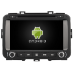Autoradio GPS Waze Android Kia Carens depuis 2013