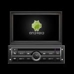 Autoradio GPS Android 4.4.4 Mitsubishi L200, Pajero, Montero, Nativa & Triton