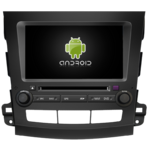 Autoradio GPS Android Mitsubishi Outlander de 2007 à 2012