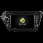 Autoradio GPS Waze Wifi Android Kia Rio de 2011 à 2013