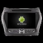 Autoradio GPS Android Hyundai Santa Fe (ix45)
