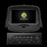 Autoradio GPS Android Peugeot 206