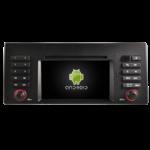 Autoradio GPS Android BMW Série 5 E39 & X5 E53E39