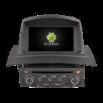 Autoradio GPS Android Renault Mégane 2 & Kangoo I Phase 2