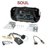 Autoradio 2-DIN Alpine Kia Soul depuis 2014 - CDE-W235BT, CDE-W296BT, IVE-W560BT, IVE-W585BT OU ICS-X8 AU CHOIX