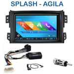 Autoradio 2-DIN GPS NX302E, NX405E, NX505E ou NX706E Suzuki Splash et Opel Agila