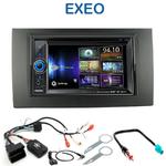 Autoradio 2-DIN GPS NX302E, NX405E, NX505E ou NX706E Seat Exeo depuis 2009