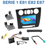 Autoradio 2-DIN GPS NX302E, NX405E, NX505E ou NX706E BMW Série 1 E81 E82 E87 E88 de 2005 à 2012