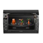 Autoradio GPS DVD Fiat Ducato, Citroën Jumper et Peugeot Boxer - Z-E3726