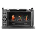 Autoradio GPS DVD Mercedes Classe A, Classe B, Vito et Viano - ZE-NC4612D