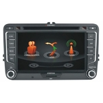 Autoradio GPS DVD Seat Leon, Altea, Toledo, Alhambra & Altea XL - Z-E2026