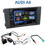 Autoradio 2-DIN Clarion Audi A6 de 05/2001 à 05/2005 - VX404E