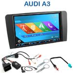 Autoradio 2-DIN GPS NX302E, NX405E, NX505E ou NX706E Audi A3 de 2003 à 2012