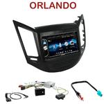 Autoradio 2-DIN Alpine Chevrolet Orlando depuis 2010 - CDE-W296BT, IVE-W560BT OU IVE-W585BT AU CHOIX