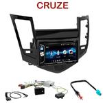 Autoradio 2-DIN Alpine Chevrolet Cruze depuis 2009 - CDE-W296BT, IVE-W560BT OU IVE-W585BT AU CHOIX