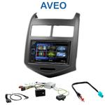 Autoradio 2-DIN Clarion Chevrolet Aveo depuis 2011 - VX404E